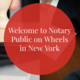 Notary On Wheels