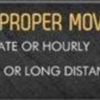 The Proper Movers